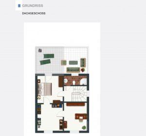 Immobiliensuche - Grundriss OG