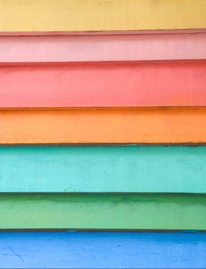 Wandfarbe – was wichtig ist