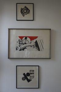Unsere Kunst im Esszimmerbereich