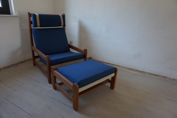 Bach Chair zur Pause auf der Baustelle