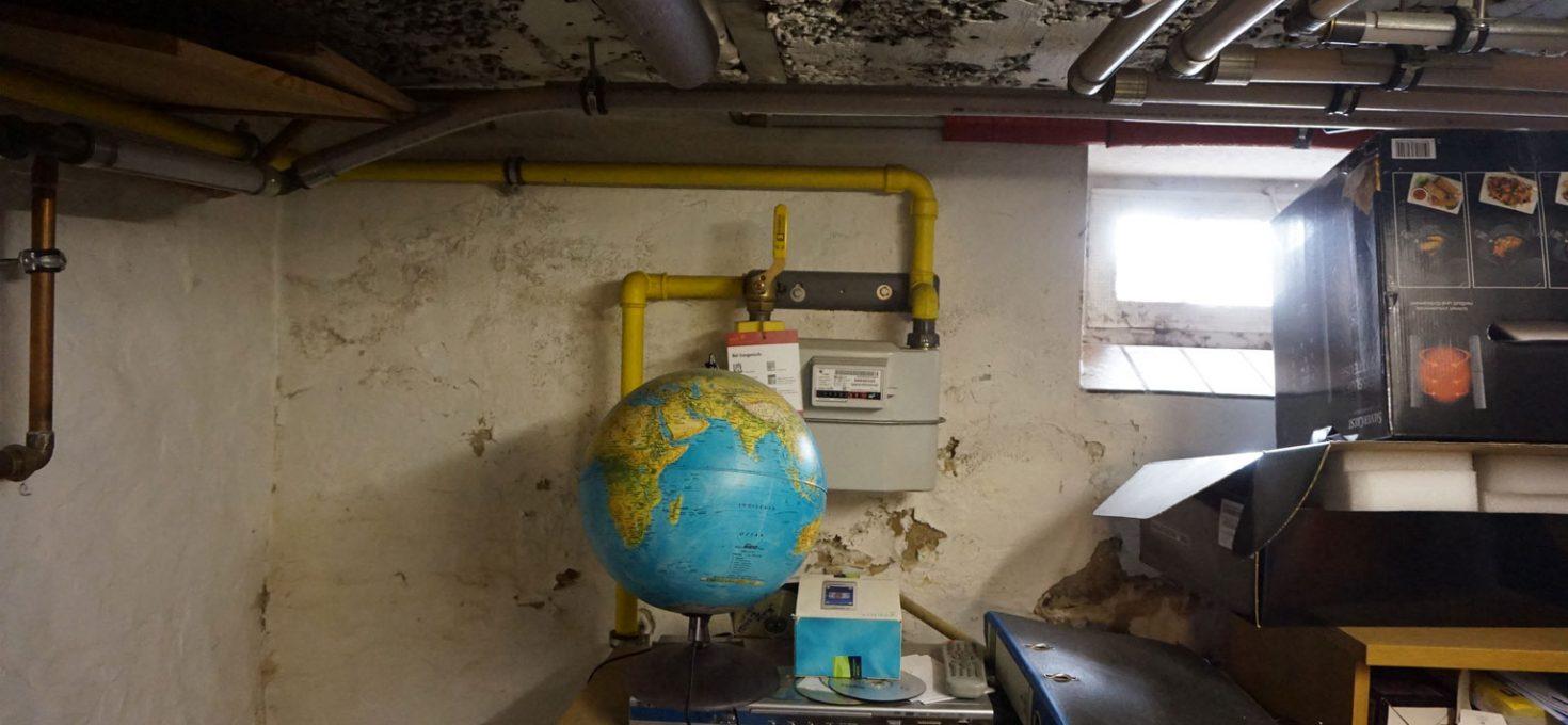 Energetische Schwachstellen von Häusern