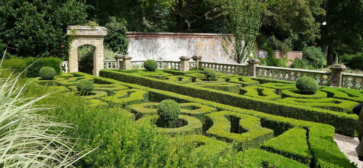 Strukturen im Garten