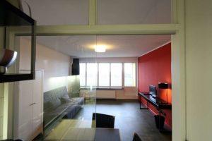 Le Corbusier Haus Berlin / DE (Uni Walton Linoleum von DLW)