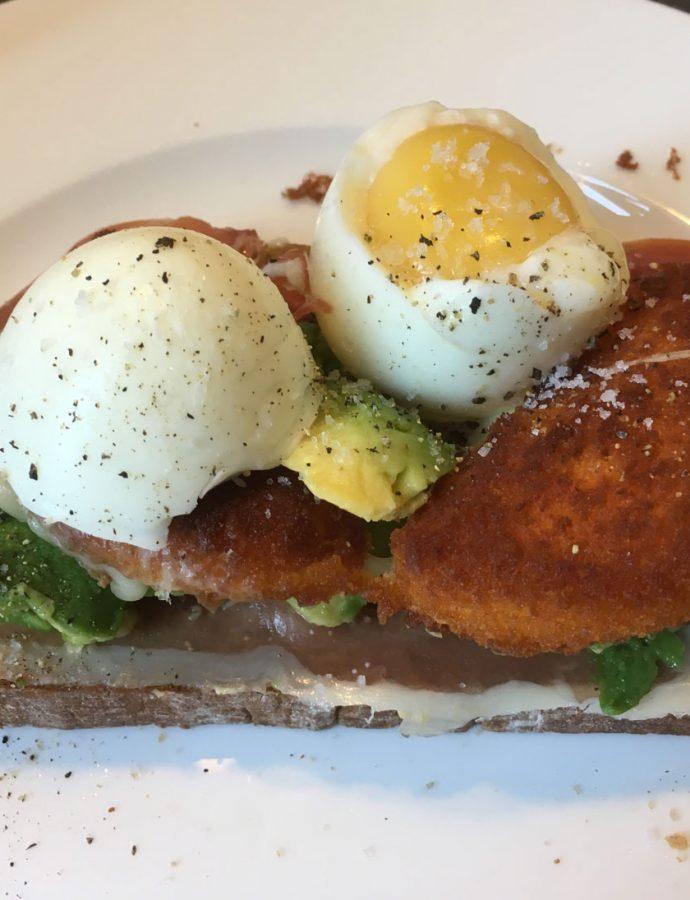 Goldgelbe Morgenstund – das Baufrühstück