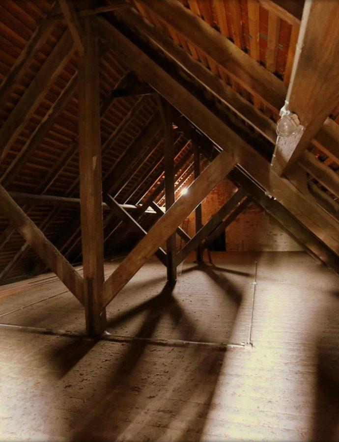 Mehr Raum – Dachausbau