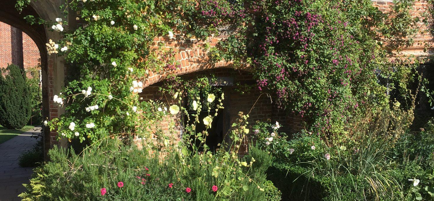 Gartenparadies Sissinghurst Castle Garden