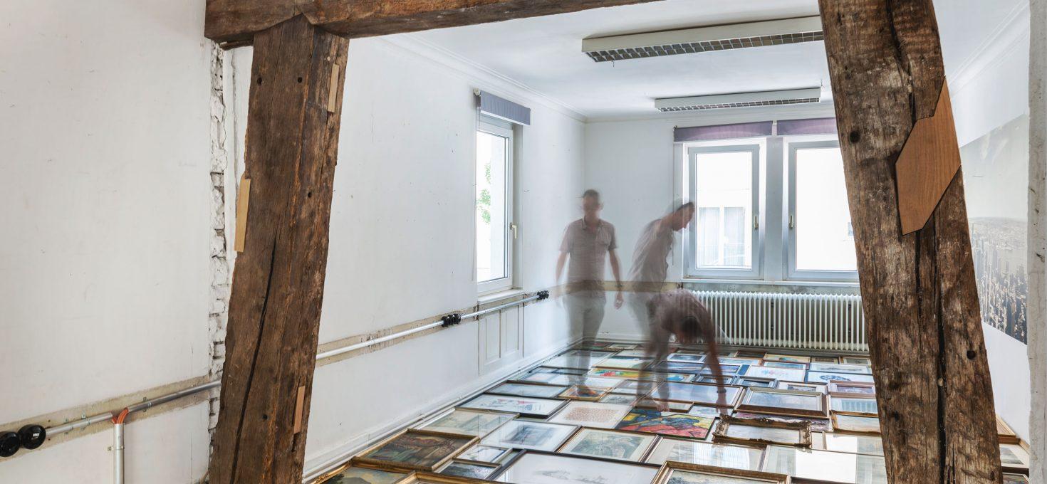Ausstellung: gemalt und vergessen EINE ZEITREISE 28.8.2020