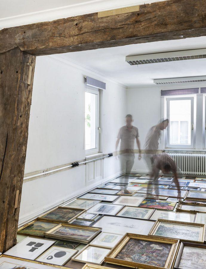 Ausstellung gemalt und vergessen EINE ZEITREISE – LEIDER VERSCHOBEN!
