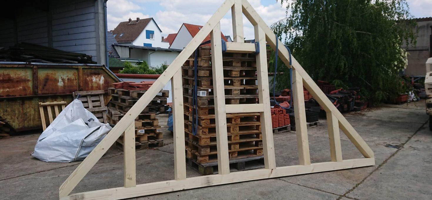 Holzrahmenbau – die Vorfreude steigt