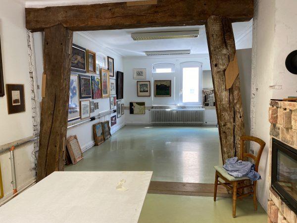 Sneak-Preview der Ausstellung: gemalt und vergessen - EINE ZEITREISE