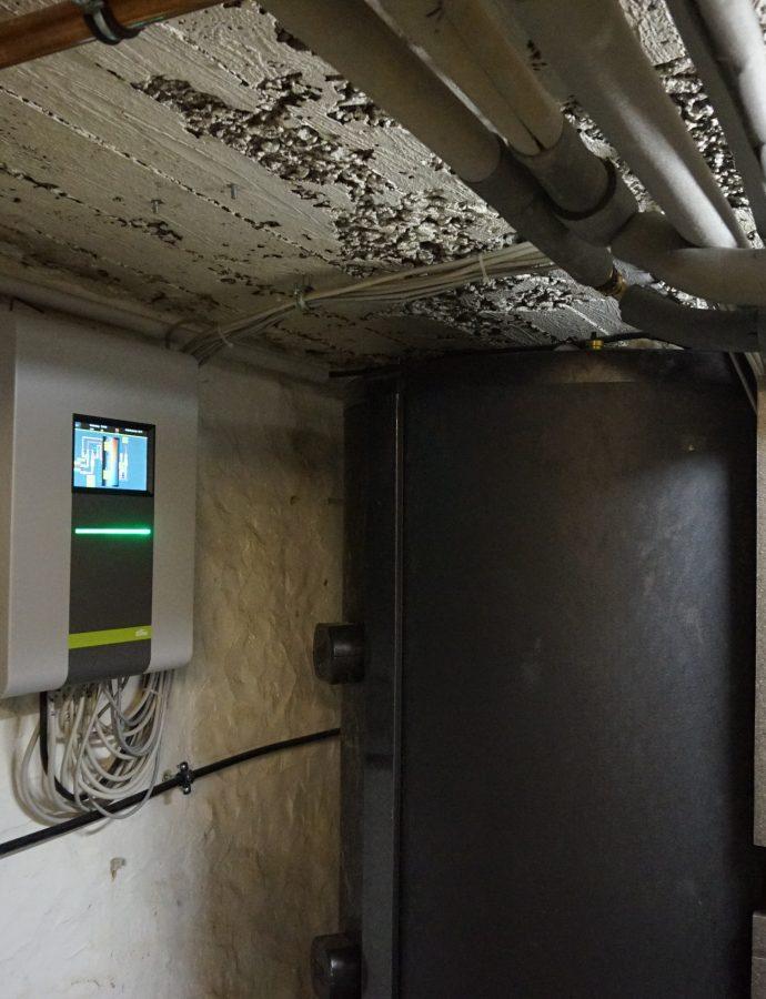 Heizungstausch – unsere neue Luftwärmepumpe